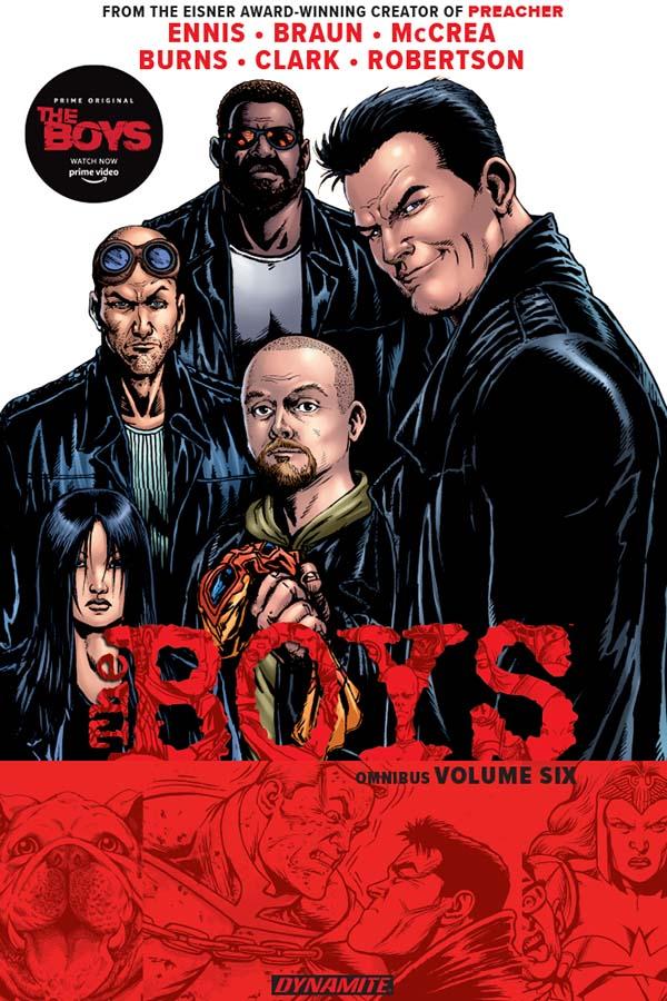 Boys Omnibus Vol 6 TPB