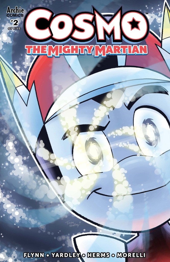 COSMO THE MIGHTY MARTIAN #2 (OF 5)