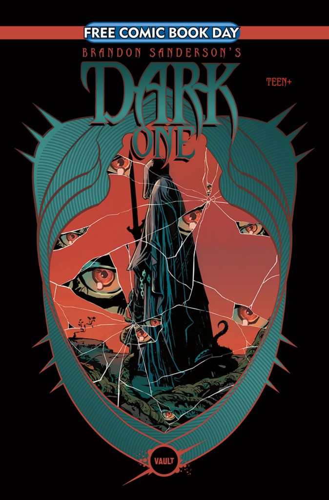 BRANDON SANDERSON'S DARK ONE #1