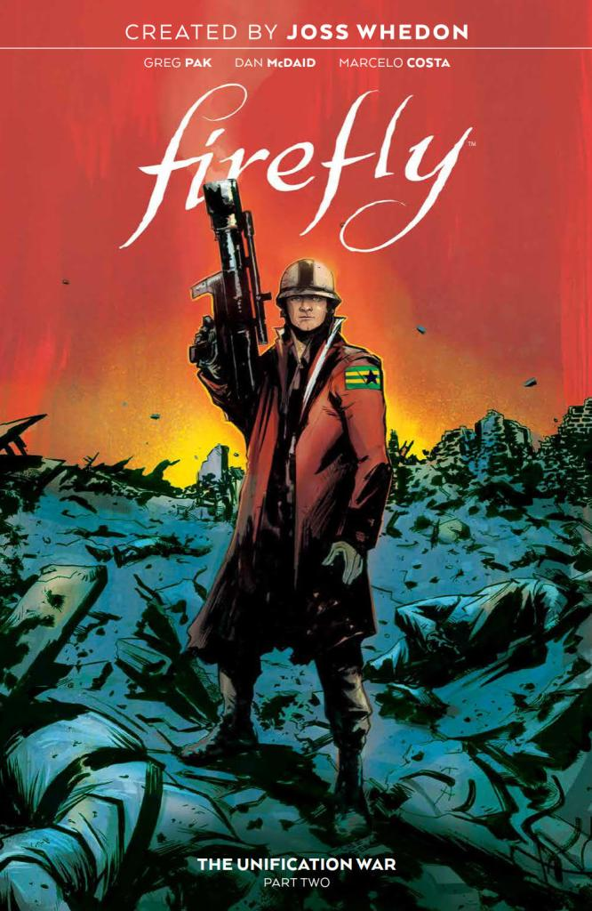 Firefly: The Unification War Vol 2 HC