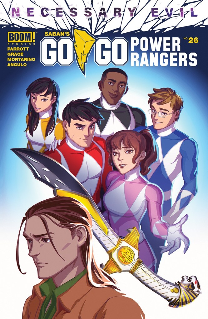 Saban's Go Go Power Rangers #26
