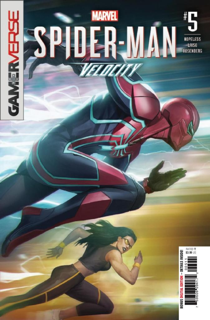 Marvel's Spider-Man: Velocity #5 (of 5)