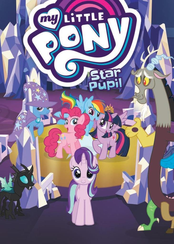 My Little Pony Vol. 13 Star Pupil