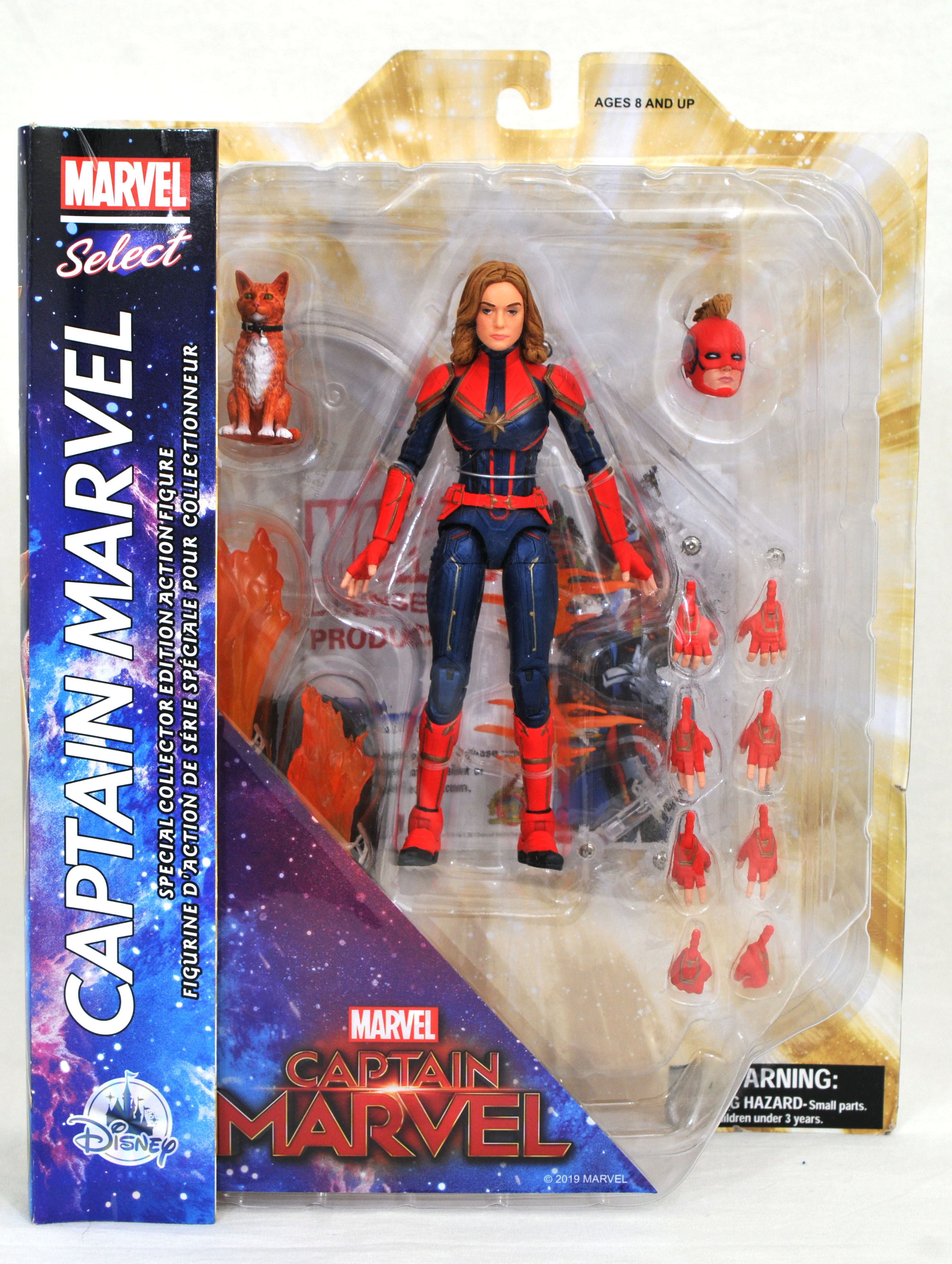 Three New Exclusive Marvel Select Figures Arrive at the Disney Store