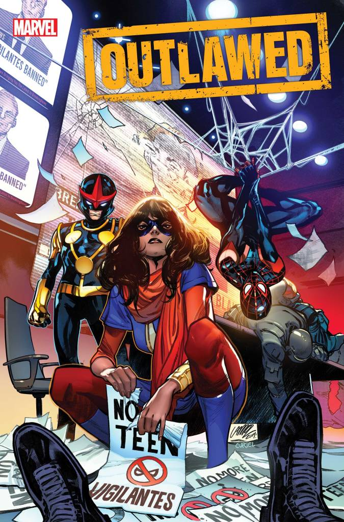 Biggest Games Of 2020.Outlawed Kicks Off One Of Marvel S Biggest 2020 Events