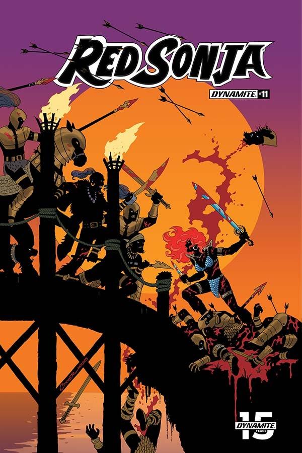 Red Sonja Vol.5 #11