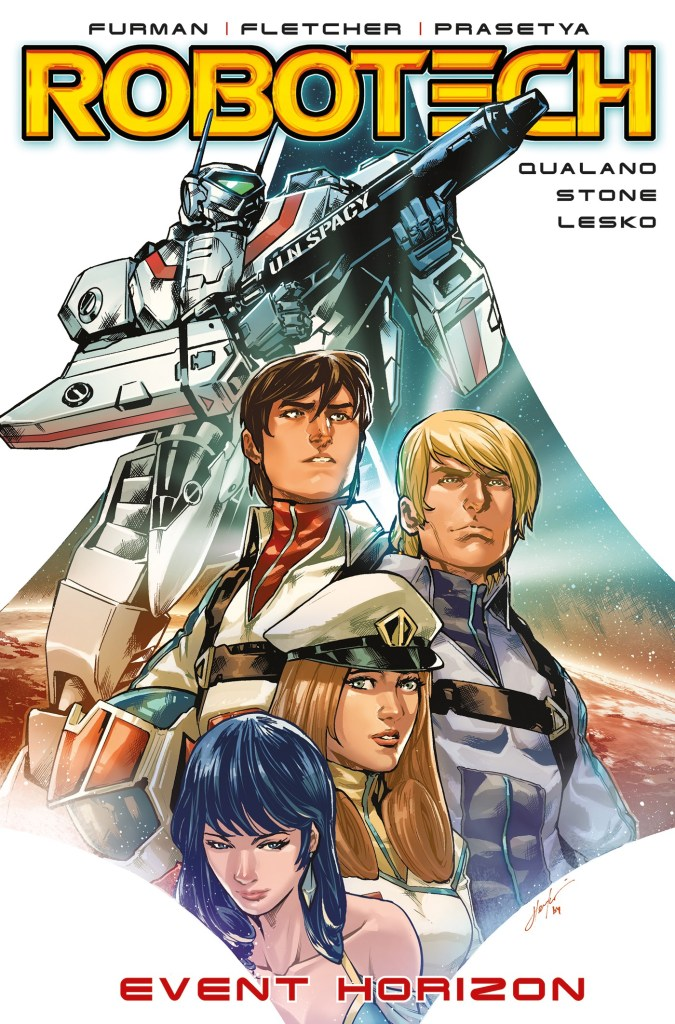 Robotech Vol. 6 Event Horizon TP