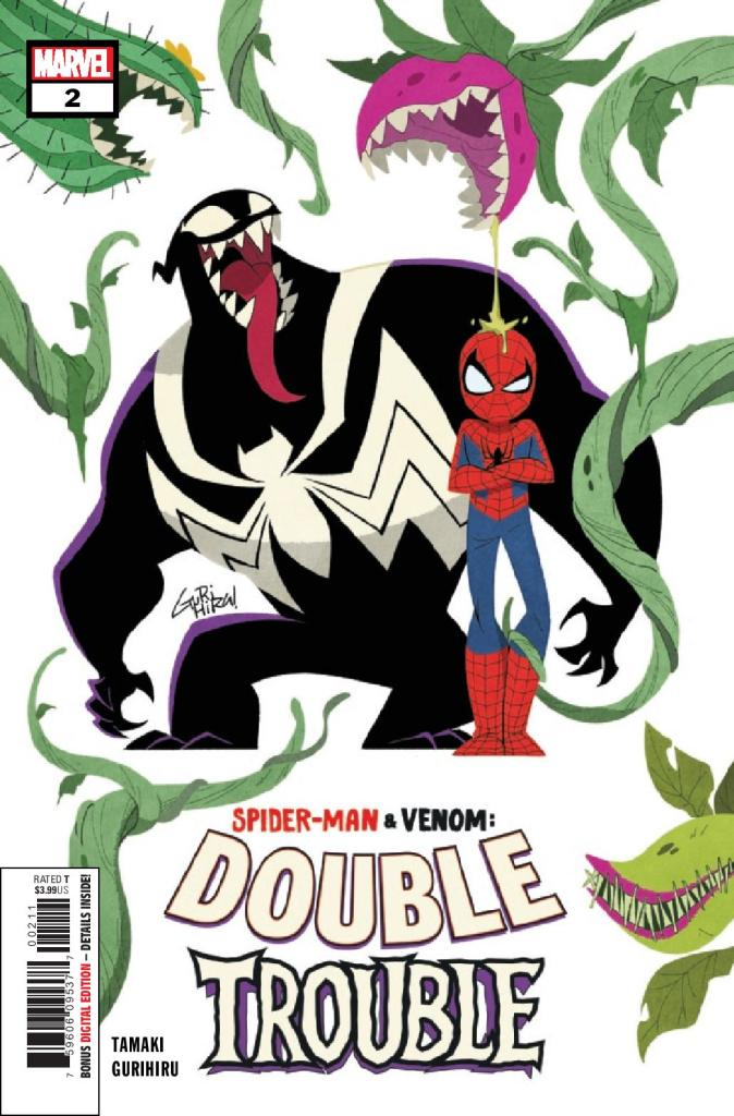 Spider-Man & Venom: Double Trouble #2 (of 4)