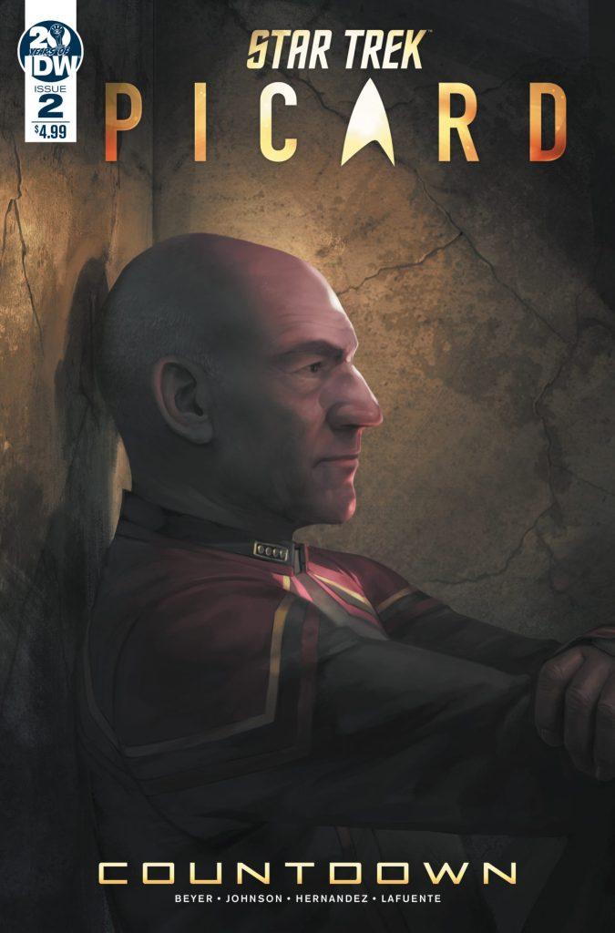 Star Trek: Picard #2 (of 3)