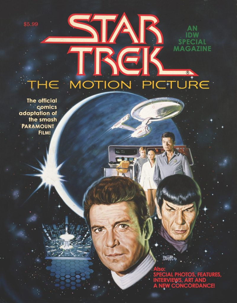 tar Trek: The Motion Picture Facsimile Edition