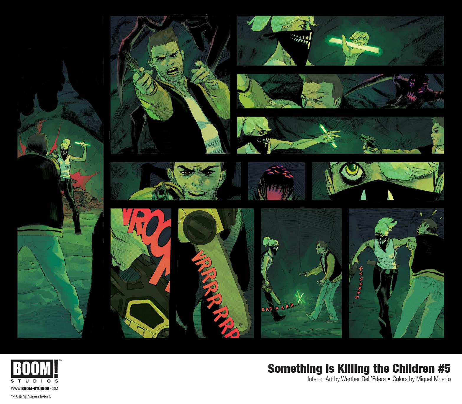 Something is Killing the Children #2 cvr B Boom Comics 1st Print 2019  NM