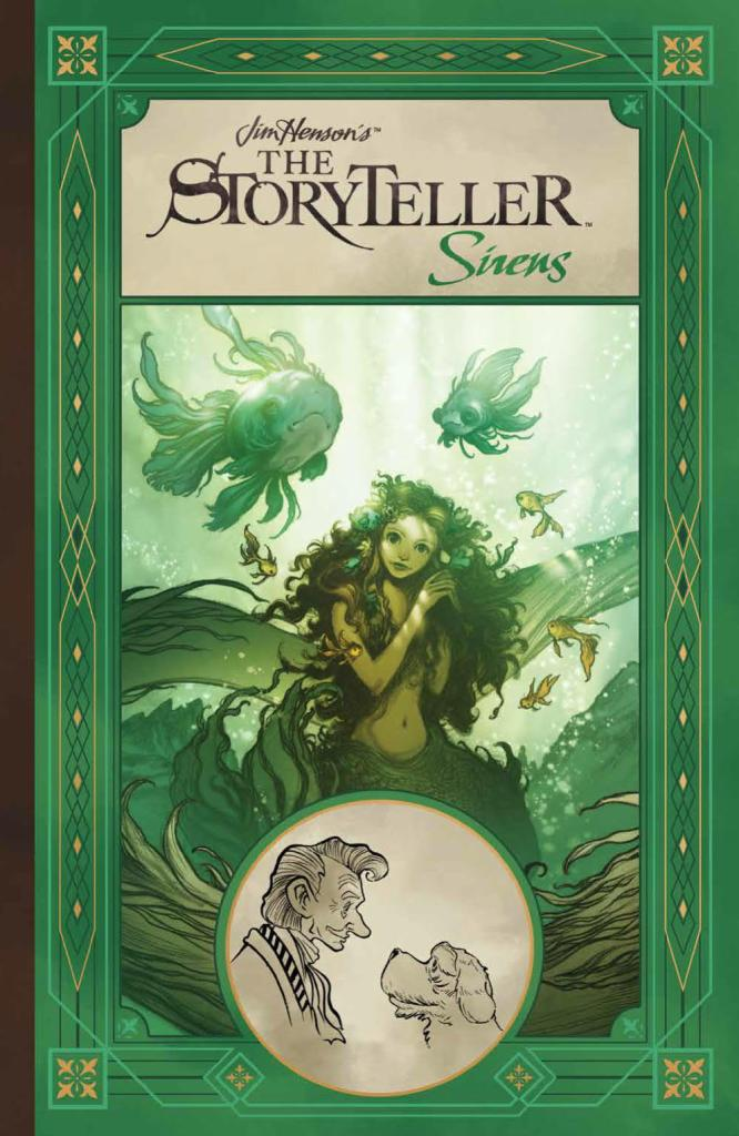 Jim Henson's The Storyteller: Sirens HC
