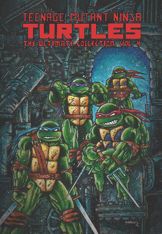 Teenage Mutant Ninja Turtles Ultimate Collection Vol. 4