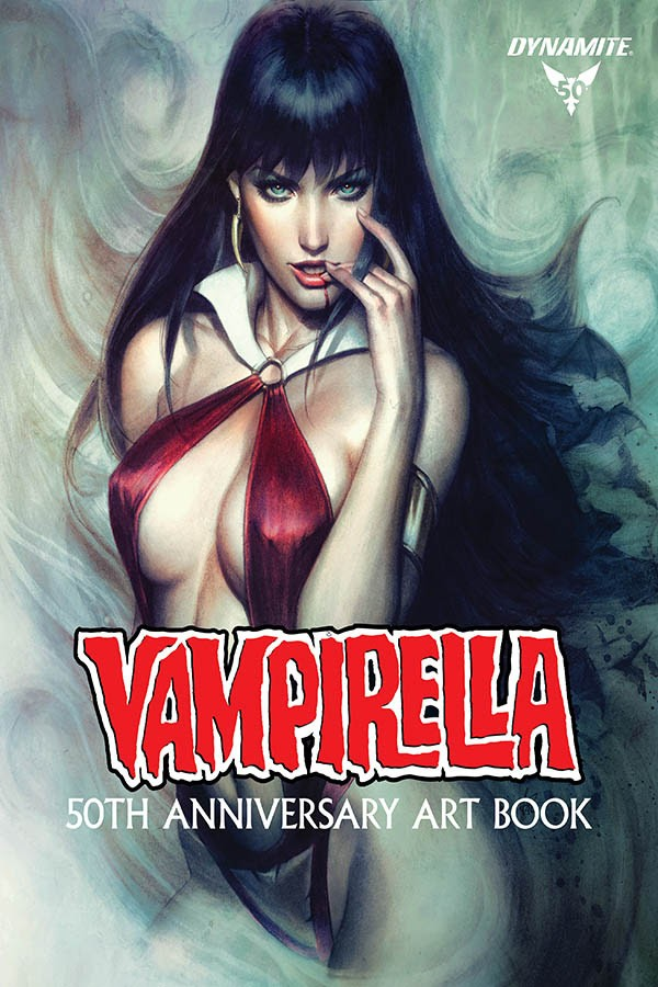 Vampirella 50th Anniversary Artbook