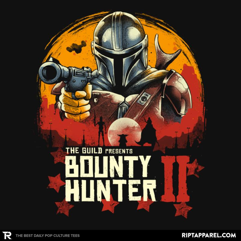 Red Bounty Hunter