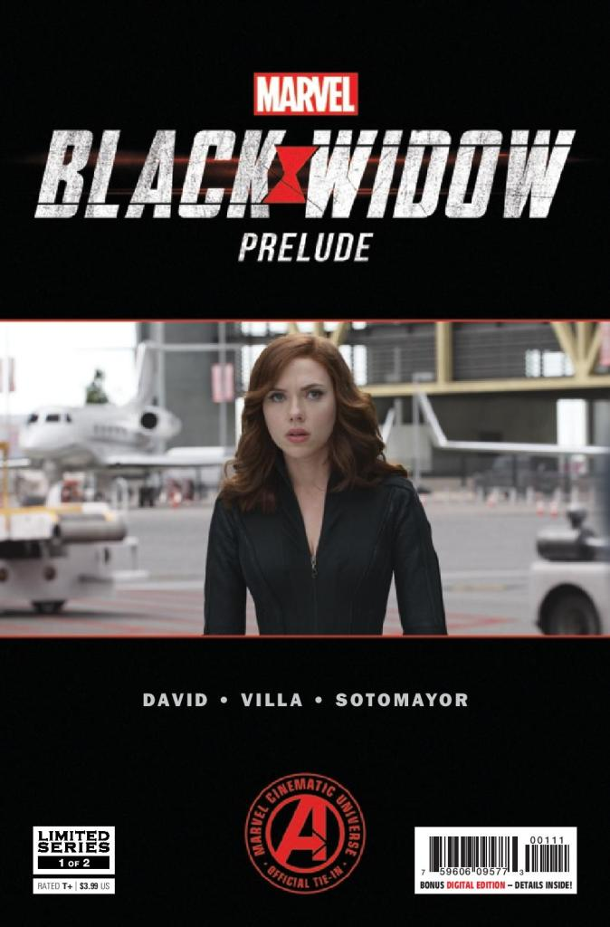 Marvel's Black Widow Prelude #1 (of 2)