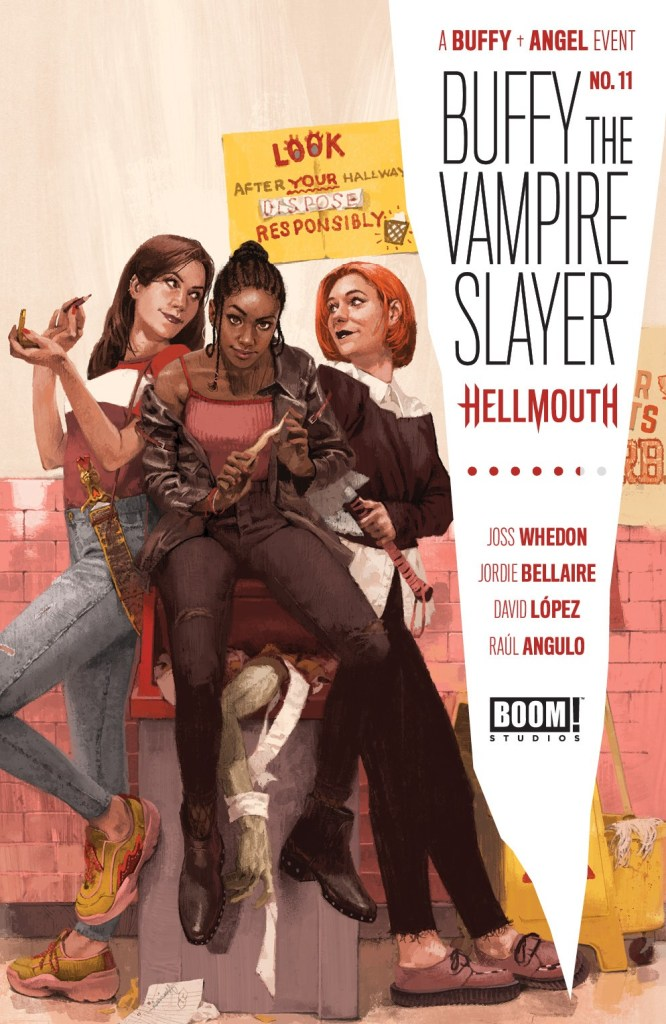 Buffy the Vampire Slayer #11