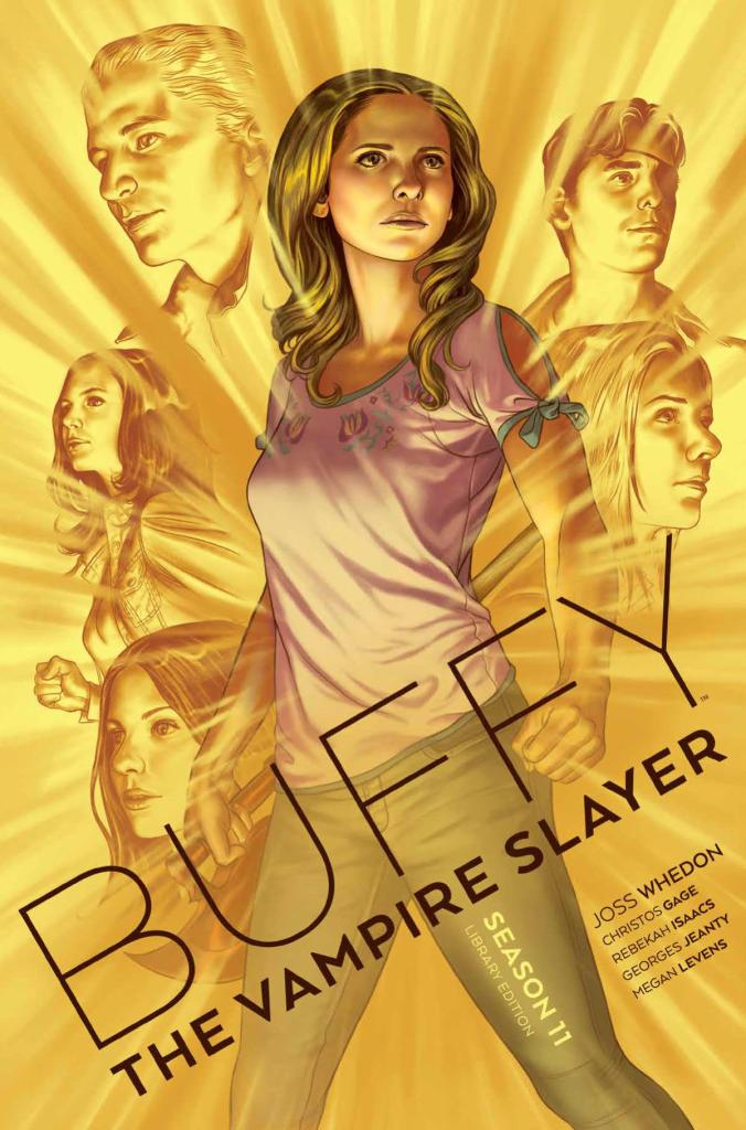 Buffy The Vampire Slayer Season 11 Library Edition