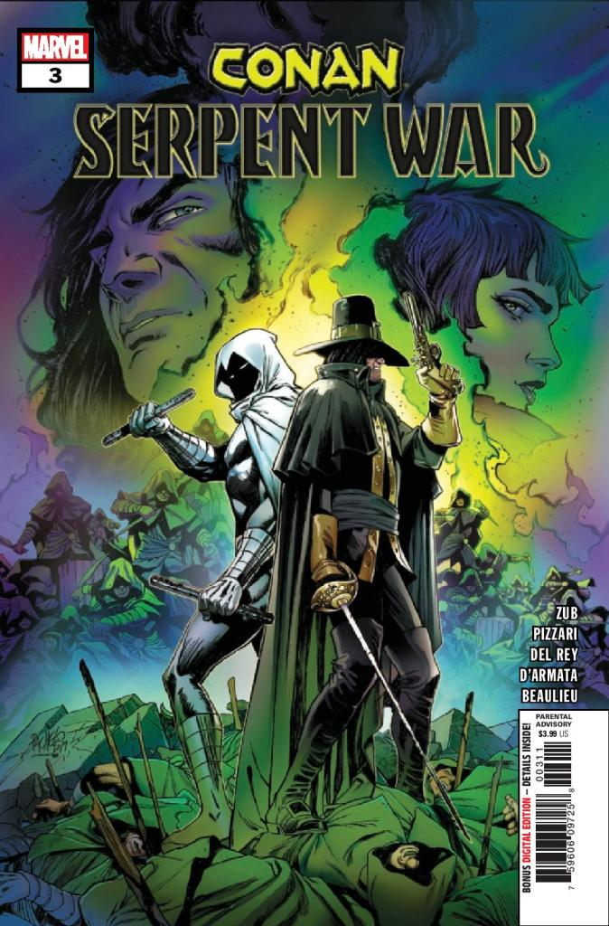 Conan: Serpent War #3 (of 4)