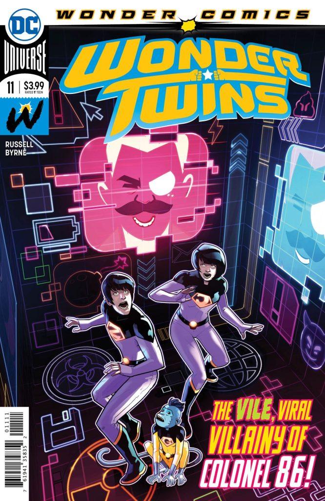 Wonder Twins #11 (of 12)