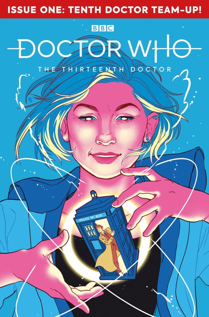 Doctor Who: The Thirteenth Doctor: Season Two #1