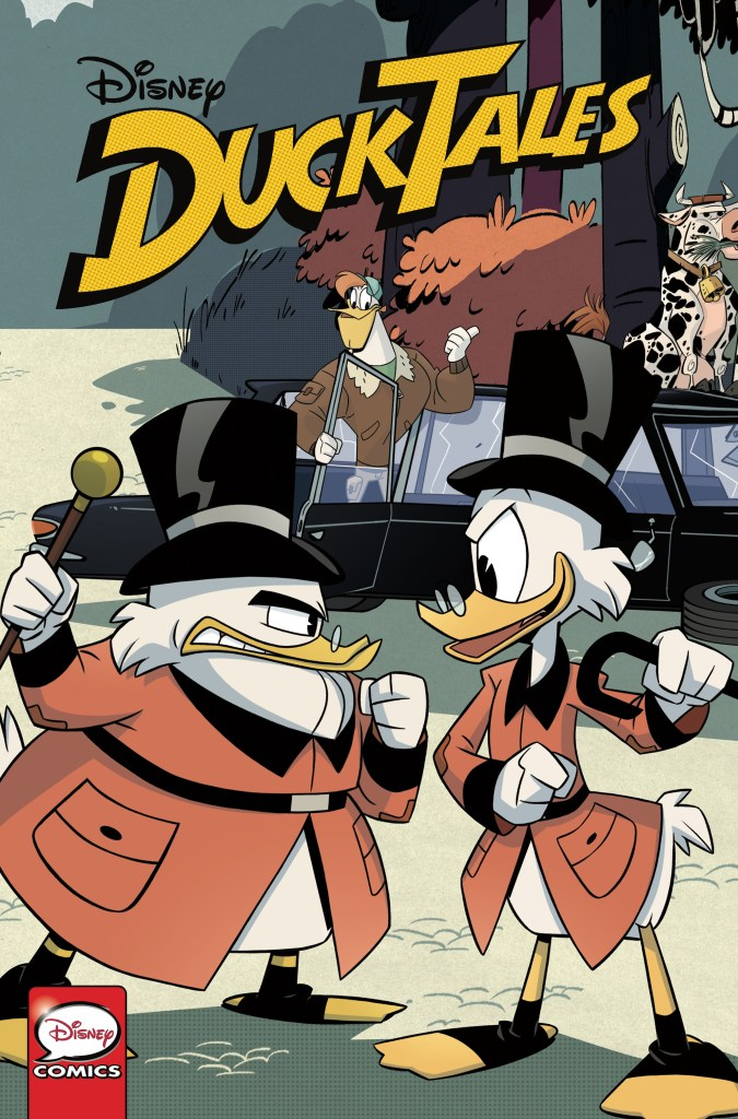 Ducktales Vol. 7 Imposters & Interns