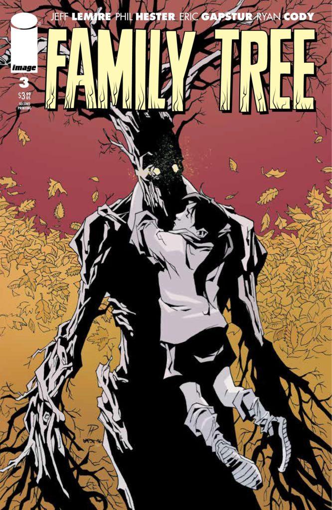 Family Tree #3, second printing