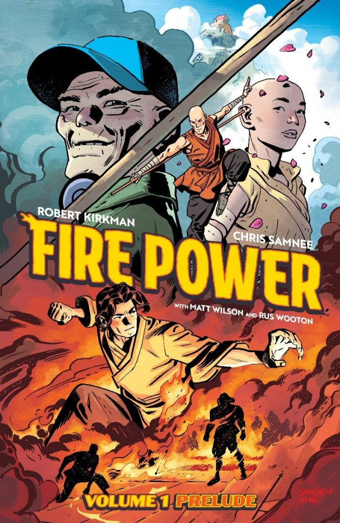 Fire Power, Vol. 1: Prelude