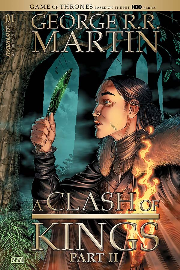 George R.R. Martin's A Clash of Kings (Vol. 2) #1