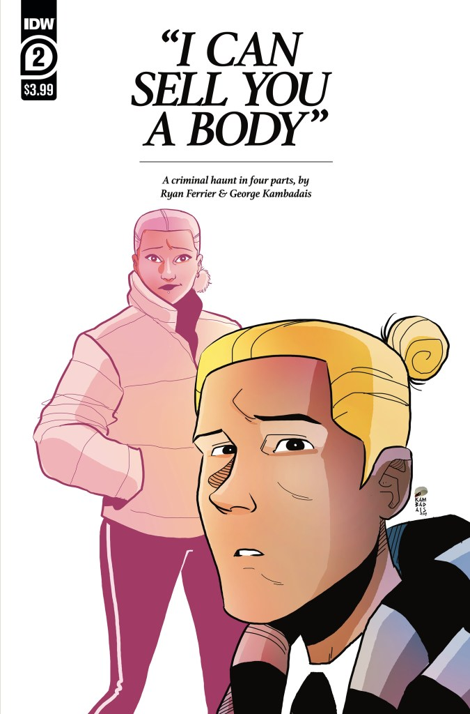I Can Sell You a Body #2 (of 4)