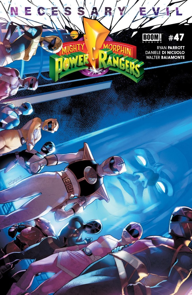 Mighty Morphin Power Rangers #47