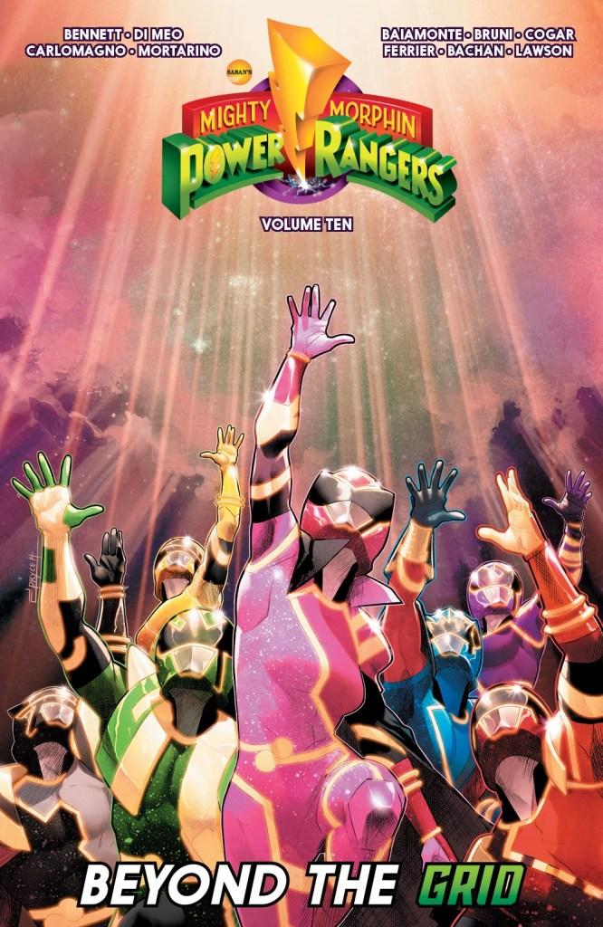 Mighty Morphin Power Rangers Vol. 10 SC