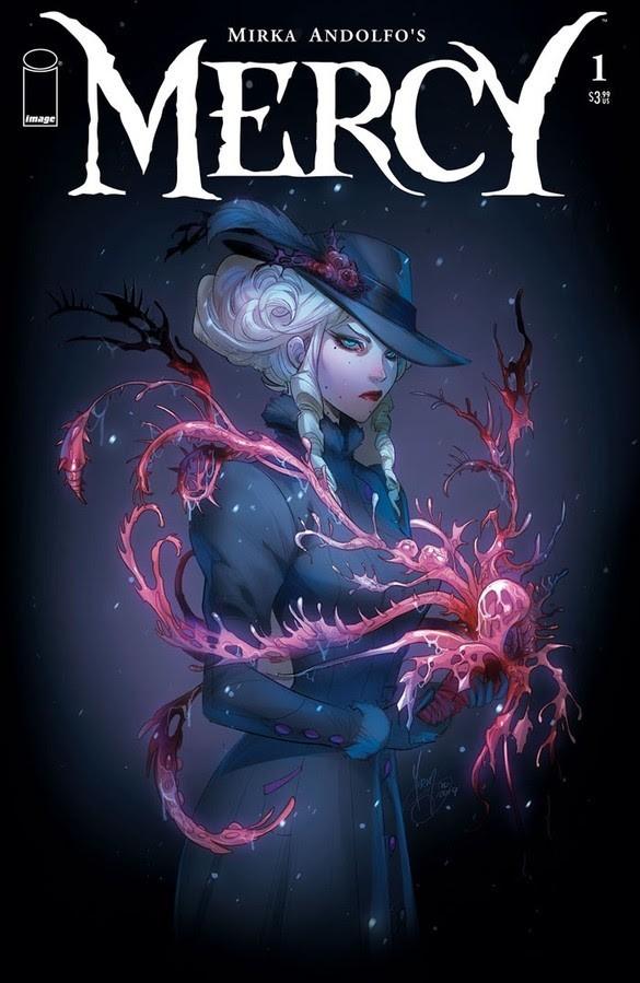 Mercy #1 cover