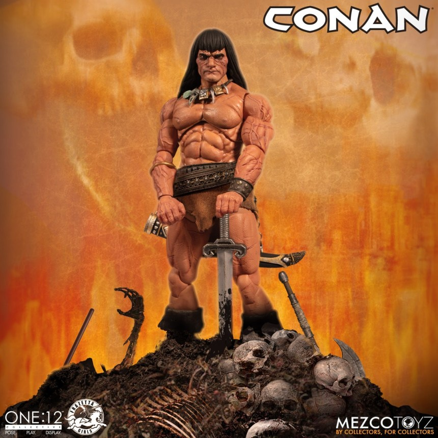 One:12 Collective presents Conan The Barbarian