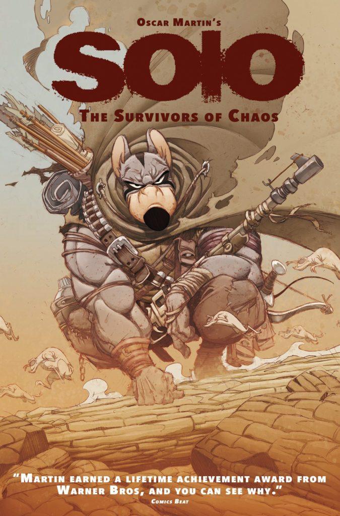 Solo: The Survivor of Chaos HC