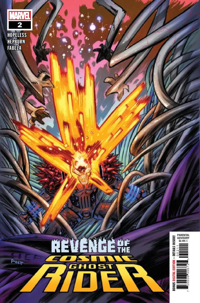 Revenge of the Cosmic Ghost Rider #2 (of 5)