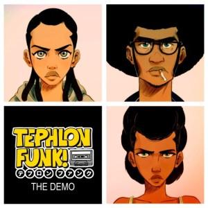 Tephlon Funk #1
