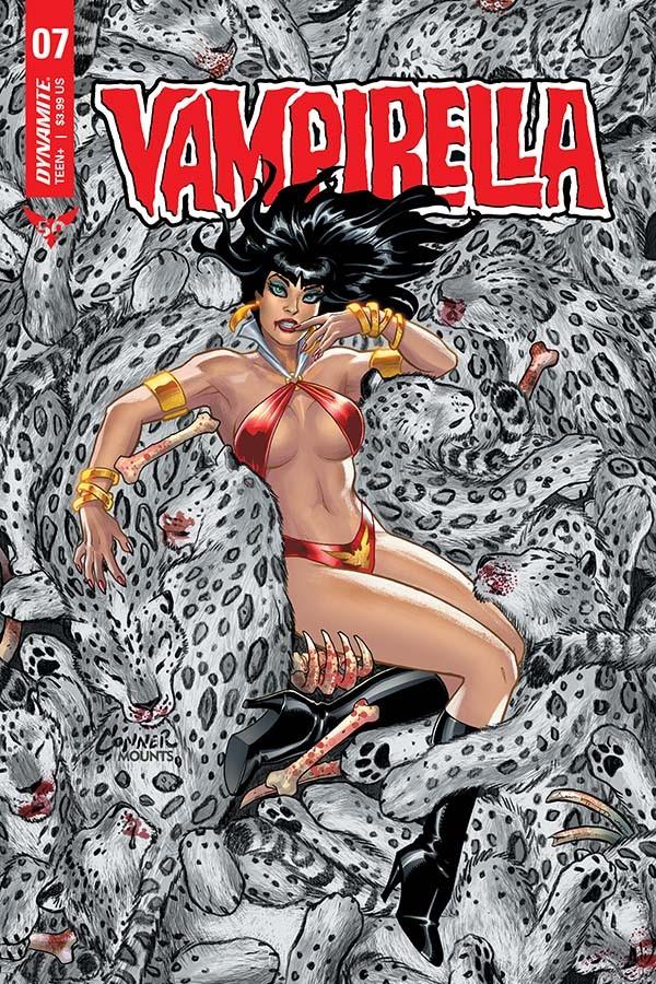 Vampirella (Vol.5) #7