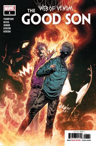 Web of Venom: The Good Son #1