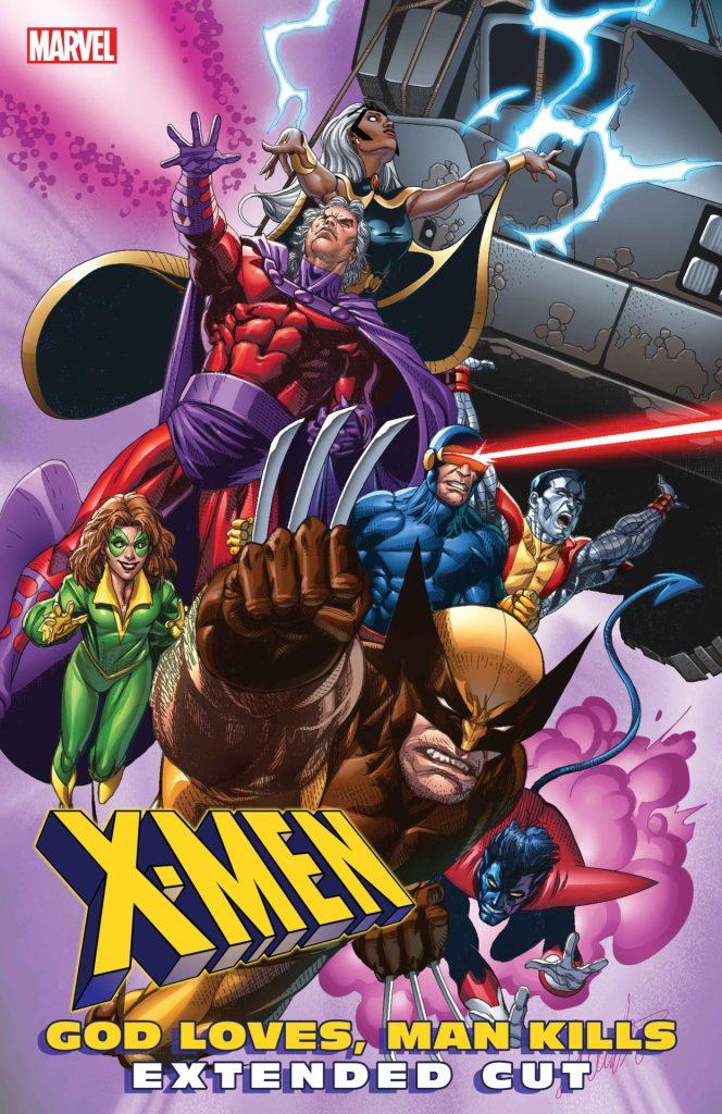 X-Men God Loves, Man Kills Extended Cut