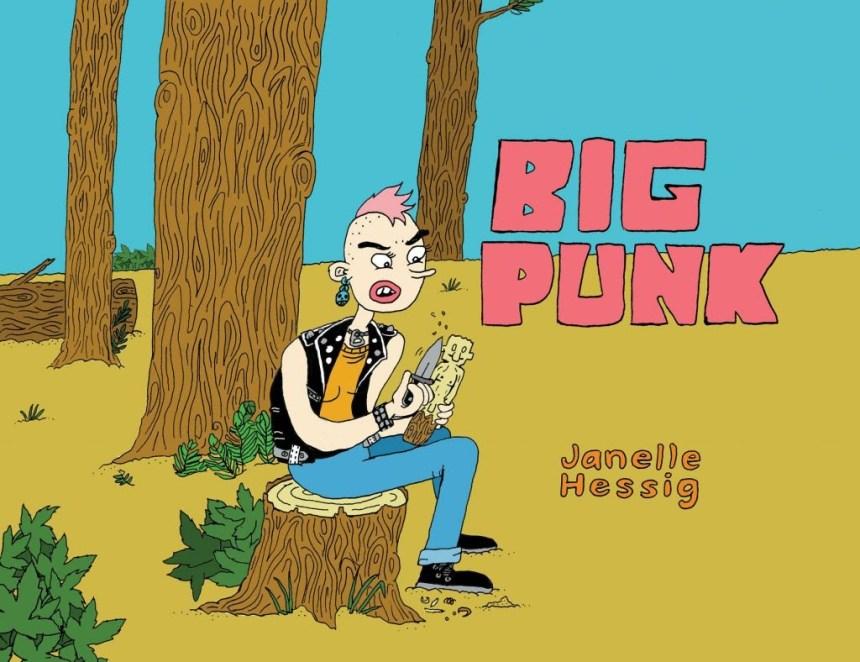 Big Punk by Janelle Hessig