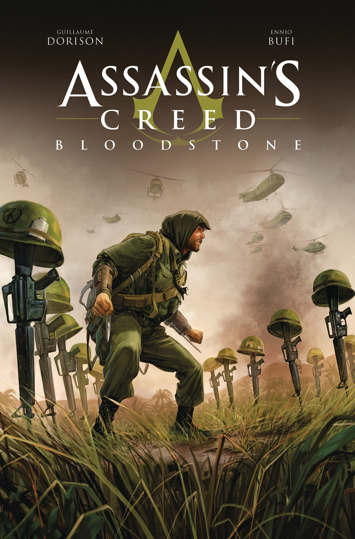 Preview: Assassin's Creed: Bloodstone Vol. 1 | Graphic Policy