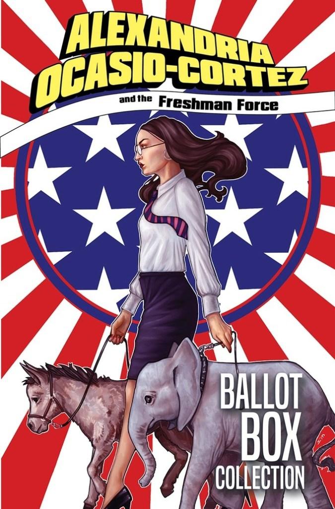 Alexandria Ocasio-Cortez And The Freshman Force Ballot Box Collection