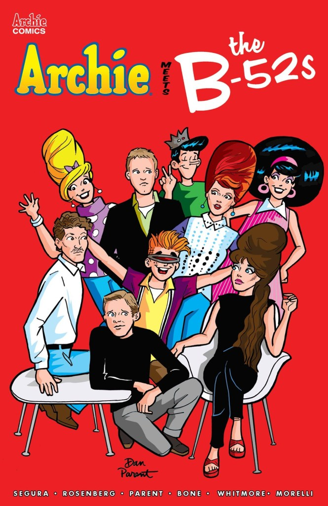 ARCHIE MEETS THE B-52s #1