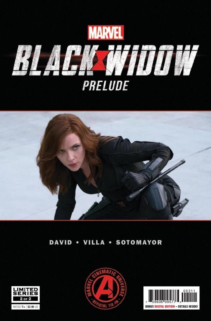 Marvel's Black Widow Prelude #2 (of 2)