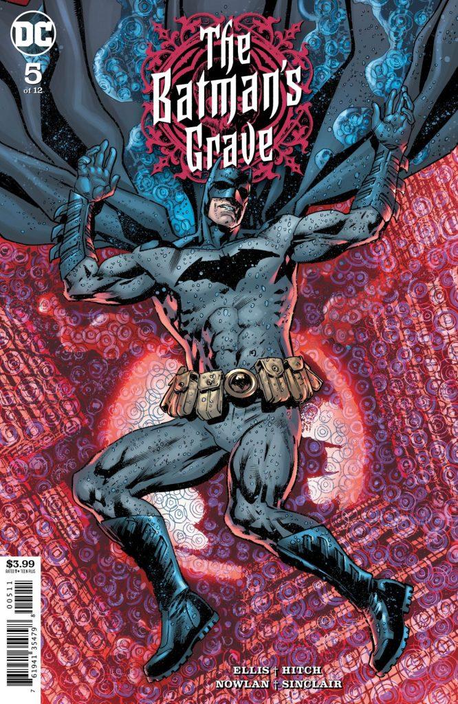 The Batman's Grave #5 (of 12)