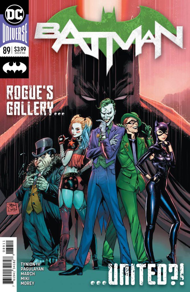 Batman #89