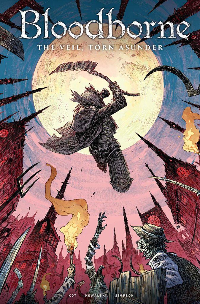 Bloodborne Vol. 4 The Veil Torn Asunder TP