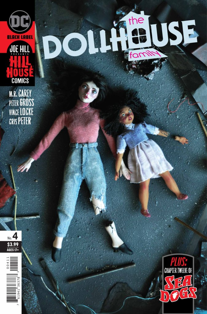The Dollhouse Family #4 (of 6)
