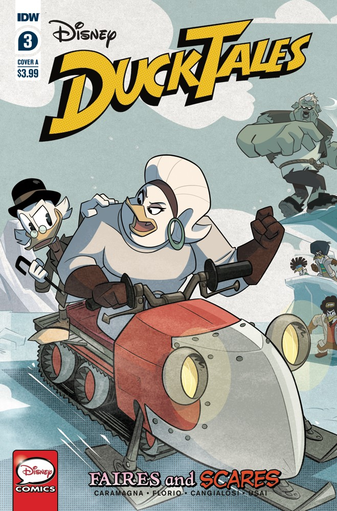Ducktales: Faires & Scares #3 (of 3)